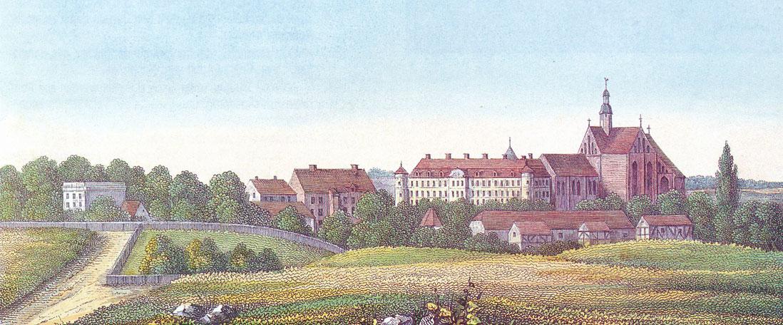 Kloster- und Schlossanlage - Stadt Dargun